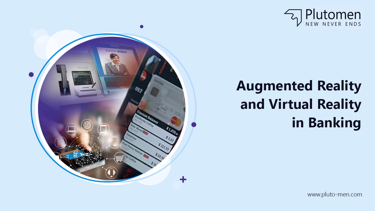 Augmented Reality and Virtual reality in Banking